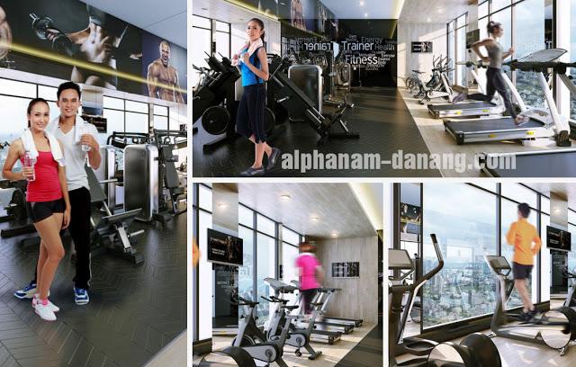 Tienich-Luxury Apartment-Da-Nang-gym