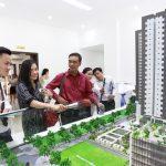 Xi Grand Court thu hút khách mua nhà