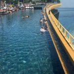 Dự án có bể bơi vô cực dát vàng 24K cao nhất và lớn nhất thế giới