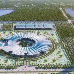 """Hà Nội động thổ dự án """"thành phố triển lãm"""" lớn nhất châu Á"""
