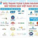 Bức tranh toàn cảnh ngành bất động sản Việt Nam 2016