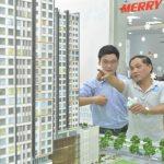 70% căn hộ tháp C Xi Grand Court được đặt mua