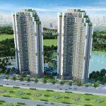 Các dự án căn hộ được nâng tầm từ hồ điều hòa khu vực Tây Hà Nội