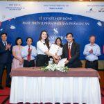 Lễ ký kết đại lý phân phối chính thức sản phẩm tại dự án SAMSORA Premier 105