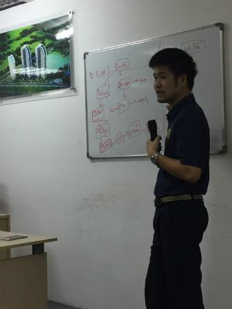"""THM Land Gặp gỡ """"Phù Thủy telesales"""" BĐS Trần Minh"""