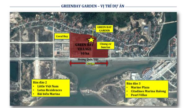 Chung cư Green Bay Garden Hạ Long