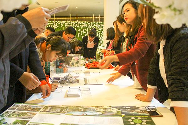 Lễ ra quân và đào tạo dự án Greenbay Garden Hạ Long
