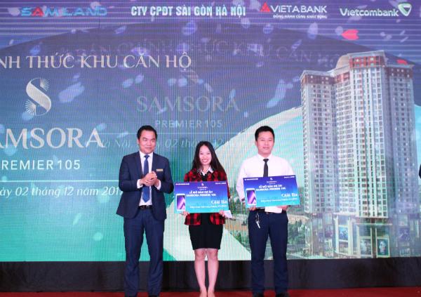 Samland chính thức ra mắt dự án Samsora Premier 105