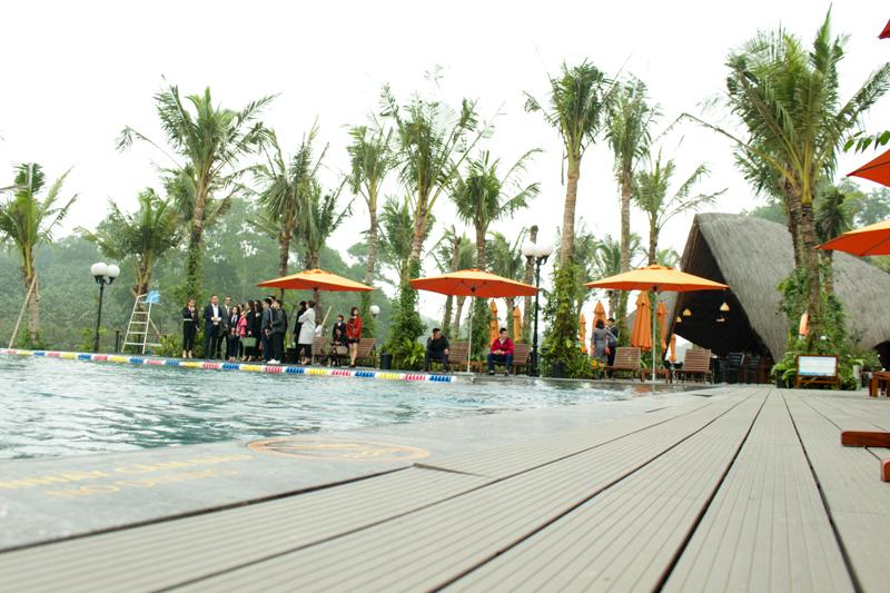 Lễ ra quân dự án Flamingo Cát Bà Beach Resort