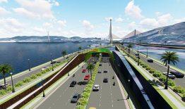Quảng Ninh đầu tư gần 8.000 tỷ đồng xây dựng hầm đường bộ vượt eo biển Cửa Lục