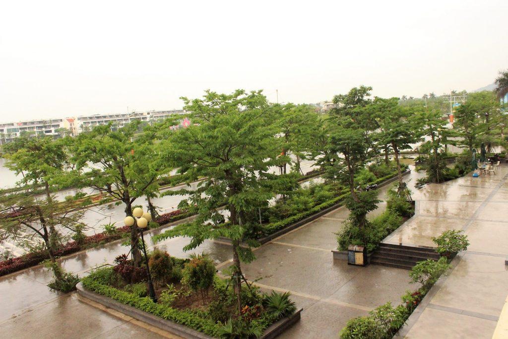 Tiến độ thi công dự án Green Bay Garden Hạ Long
