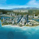 Marina Square Hạ Long – Bức tranh Halong Marina đa sắc màu