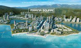 Marina Square Hạ Long - Bức tranh Halong Marina đa sắc màu