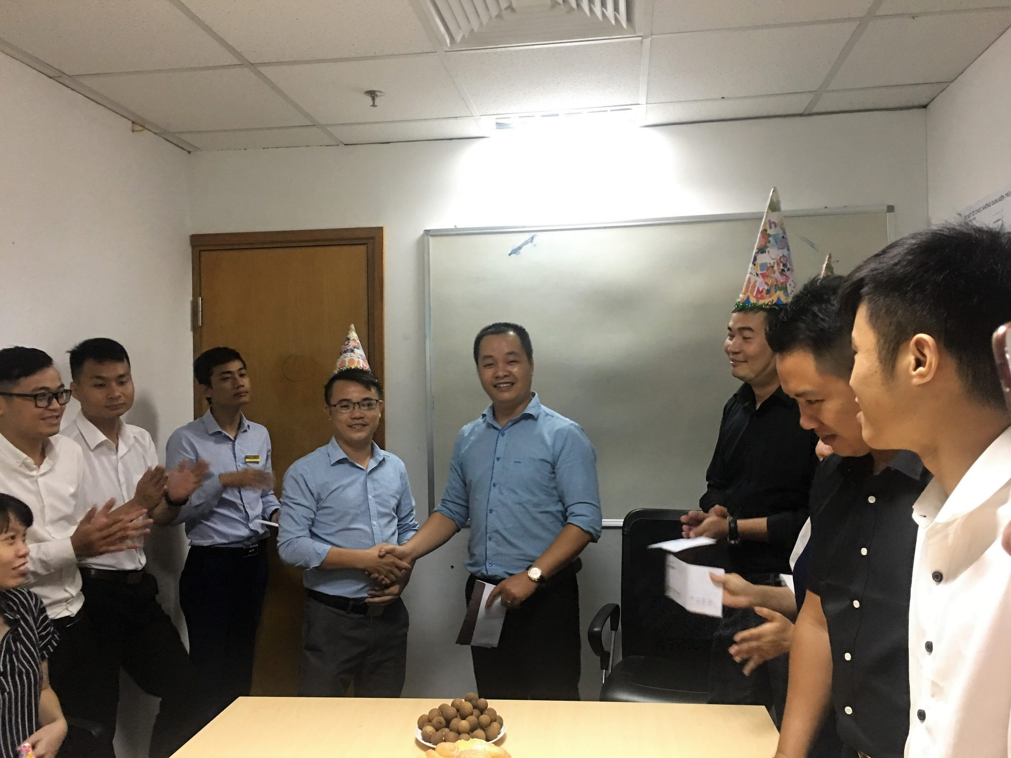 THM Land chúc mừng sinh nhật các CBNV tháng 8
