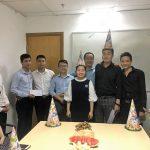 THM Land chúc mừng sinh nhật các CBNV tháng 8/2018
