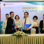 THM Land – ký kết hợp đồng phân phối dự án Anland Premium