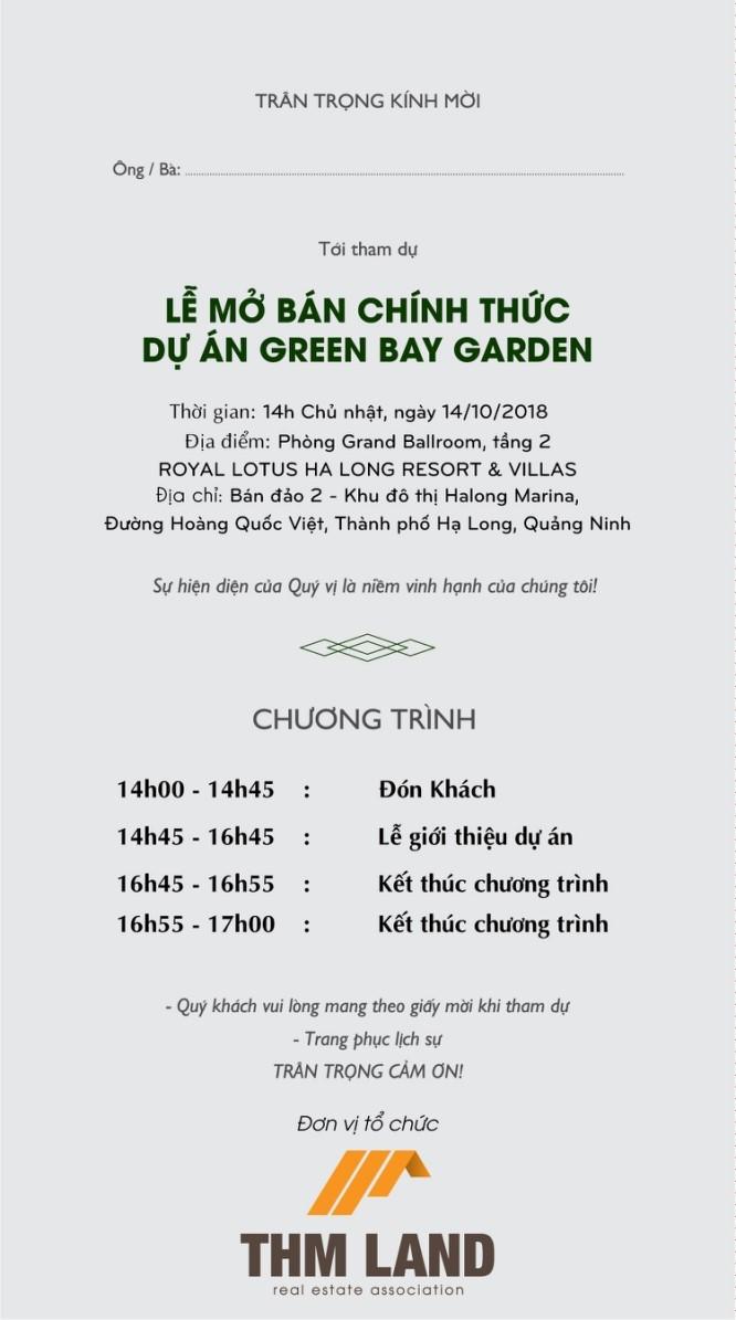 Green Bay Garden