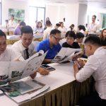 """Đông đảo khách hàng tham dự sự kiện """"AnLand Premium – Tâm an chọn đất lành"""""""