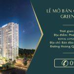 Lễ mở bán chính thức dự án Green Bay Garden Hạ Long diễn ra ngày 14/10