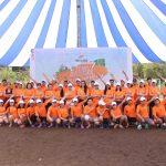 THM Land – Sôi động chương trình Team building 2018