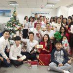 Chào đón Giáng sinh ấm áp cùng Đại gia đình THM Land