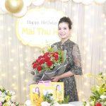 THM Land – Chào mừng ngày sinh nhật TGĐ Mai Thu Hà