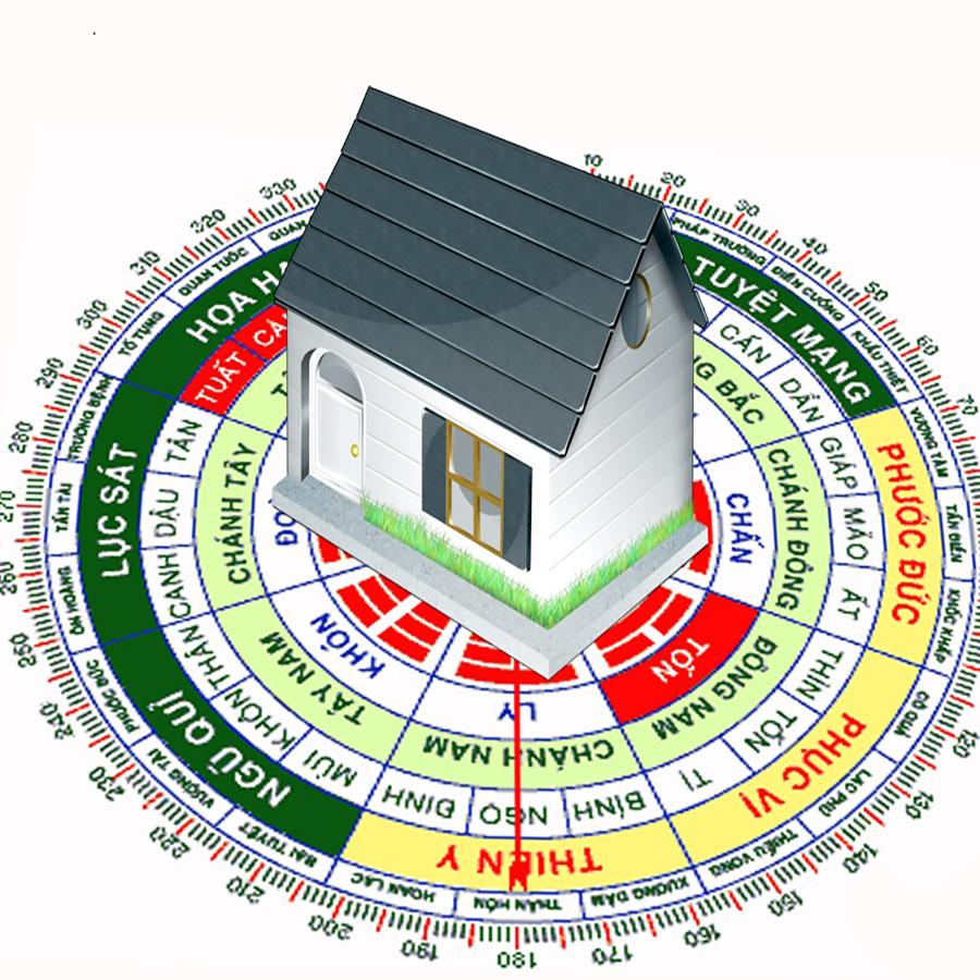 Phong thủy là vấn đề rất được chú trọng khi đầu tư bất động sản