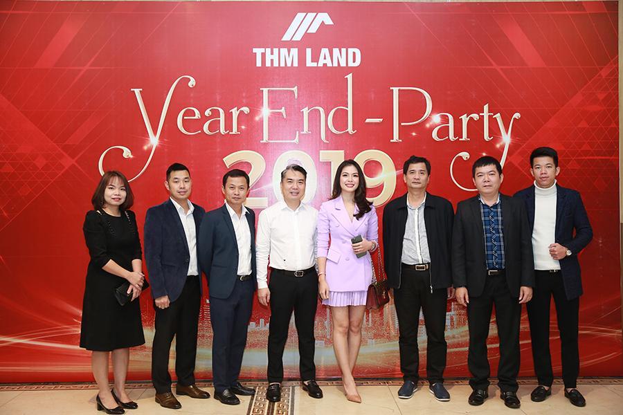 ban lãnh đạo Sàn giao dịch bất động sản THM Land