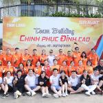 Teambuilding Chinh phục đỉnh cao SaPa 2020