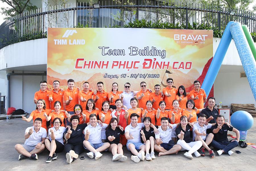 Teambuilding SAPA Chinh phục đỉnh cao 2020