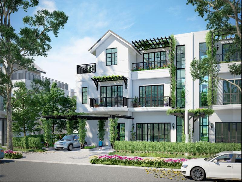 Dự án Xanh Villas - Biêt thự Glorious