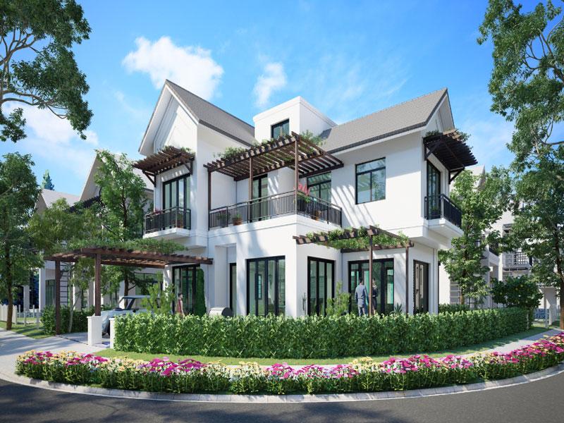 Dự án khu đô thị Xanh Villas - Biệt thự Special