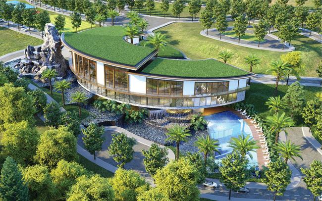 Xanh Villas - Ra mắt phân khu mới Đồi Xanh Thịnh Vượng