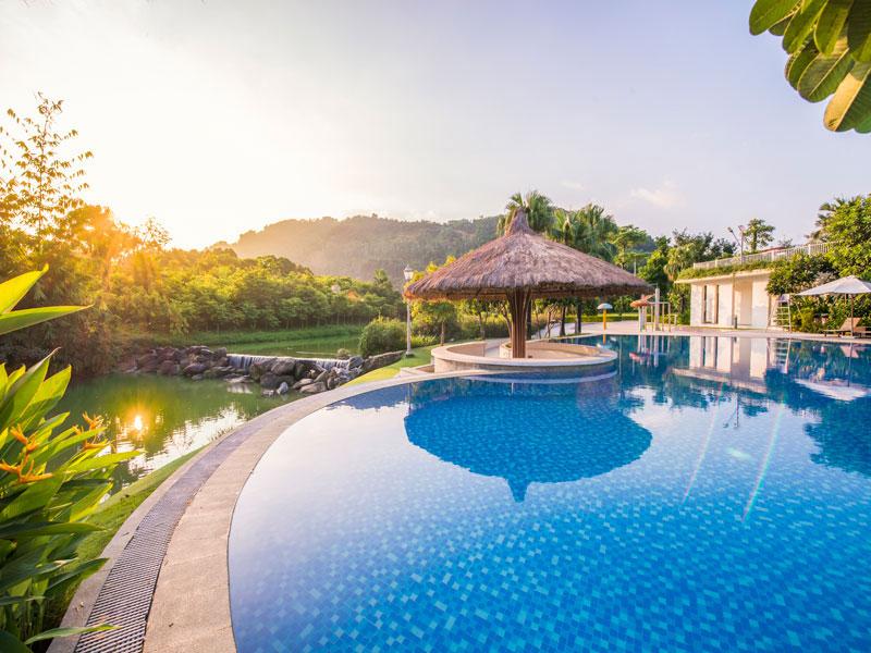 Dự án Khu đô thị Xanh Villas - Hồ bơi tiêu chuẩn 5 sao