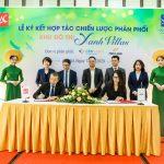 Lễ ký kết phân phối dự án khu đô thị Xanh Villas