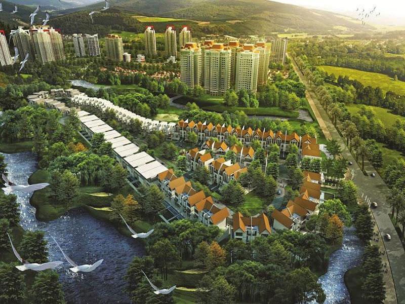 Phối cảnh dự án khu đô thị Nam Thăng Long - Ciputra Hà Nội