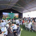 Tưng bừng sự kiện lễ mở bán chính thức dự án Xanh Villas