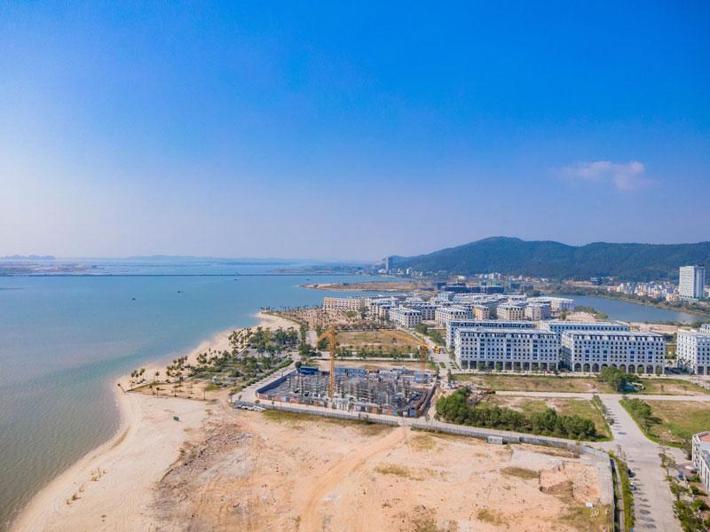 Dự án Alacarte Hạ Long Bay - Tiến độ thi công