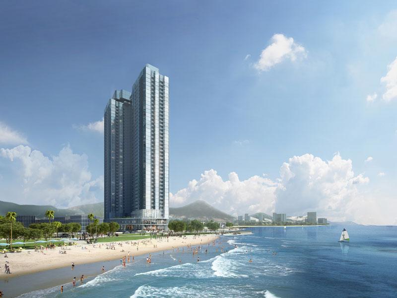 Dự án Alacarte HaLong Bay - Kiệt tác vịnh trên mây
