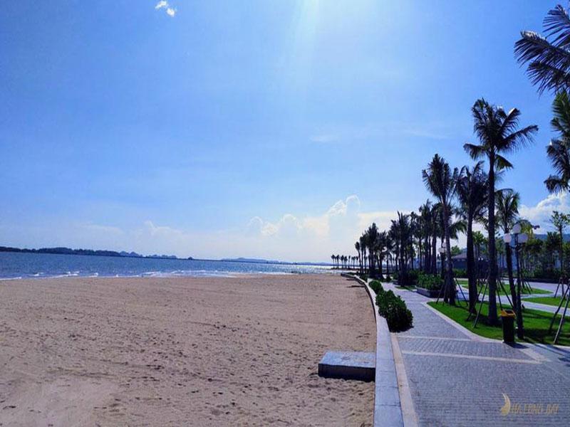 Alacarte Halong Bay - Tiện ích ngoại khu bãi biển Marina Hạ Long