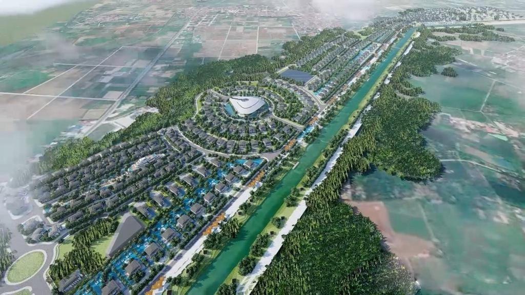 Dự án Sunshine Heritage Resort - Phối cảnh dự án