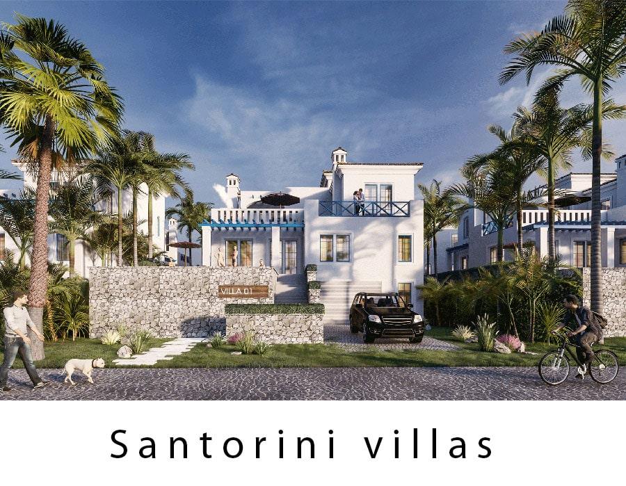 Dự án Sunshine Heritage Resort – Biệt thự Santorini Villas