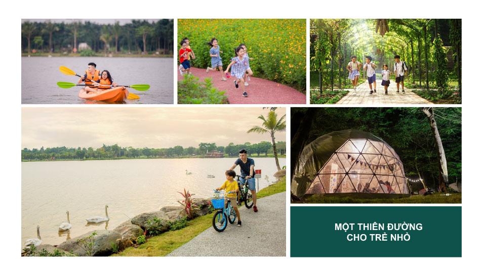 Dự án Sunshine Heritage Resort – Tiện ích cảnh quan