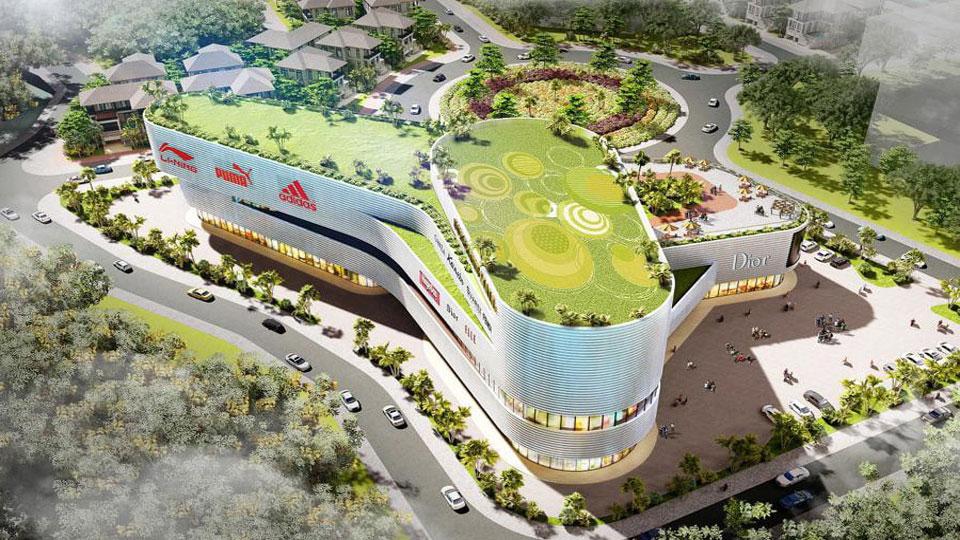 Dự án Sunshine Heritage resort – Hệ thống trung tâm thương mại hiện đại và rộng lớn