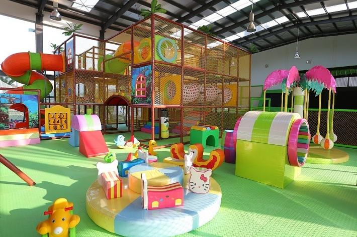 Chung cư Ariyana Lakeside Văn Quán - Khu Kid Club