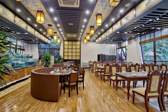 Chung cư Ariyana Lakeside Văn Quán - Tiện ích nhà hàng sang trọng