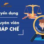 THM Land tuyển dụng chuyên viên pháp chế Bất động sản