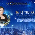 THM Land đại thắng giải thưởng của Hội môi giới bất động sản Việt Nam