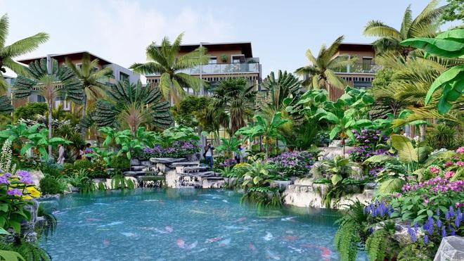 Xu hướng resort living đang được người Việt theo đuổi.