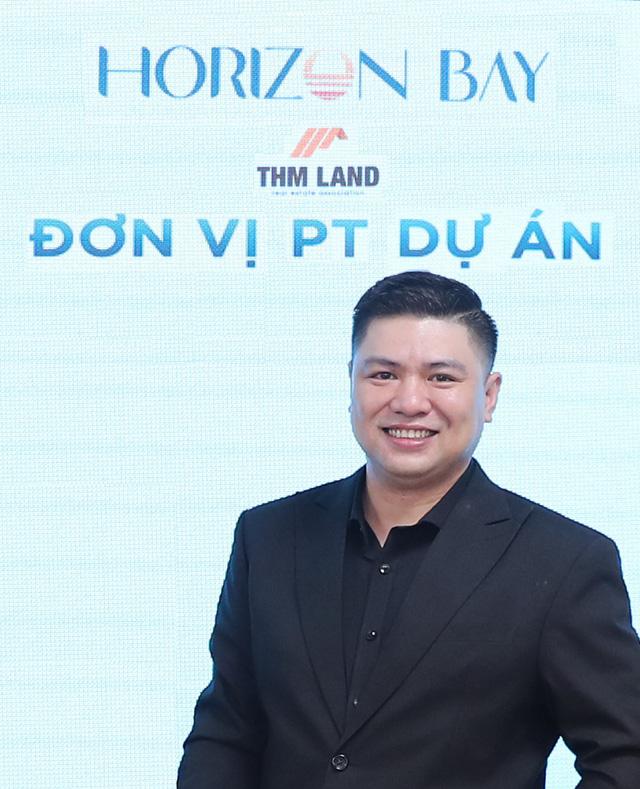 Ông Nguyễn Minh Đức - đại diện khối phát triển dự án THM Land.